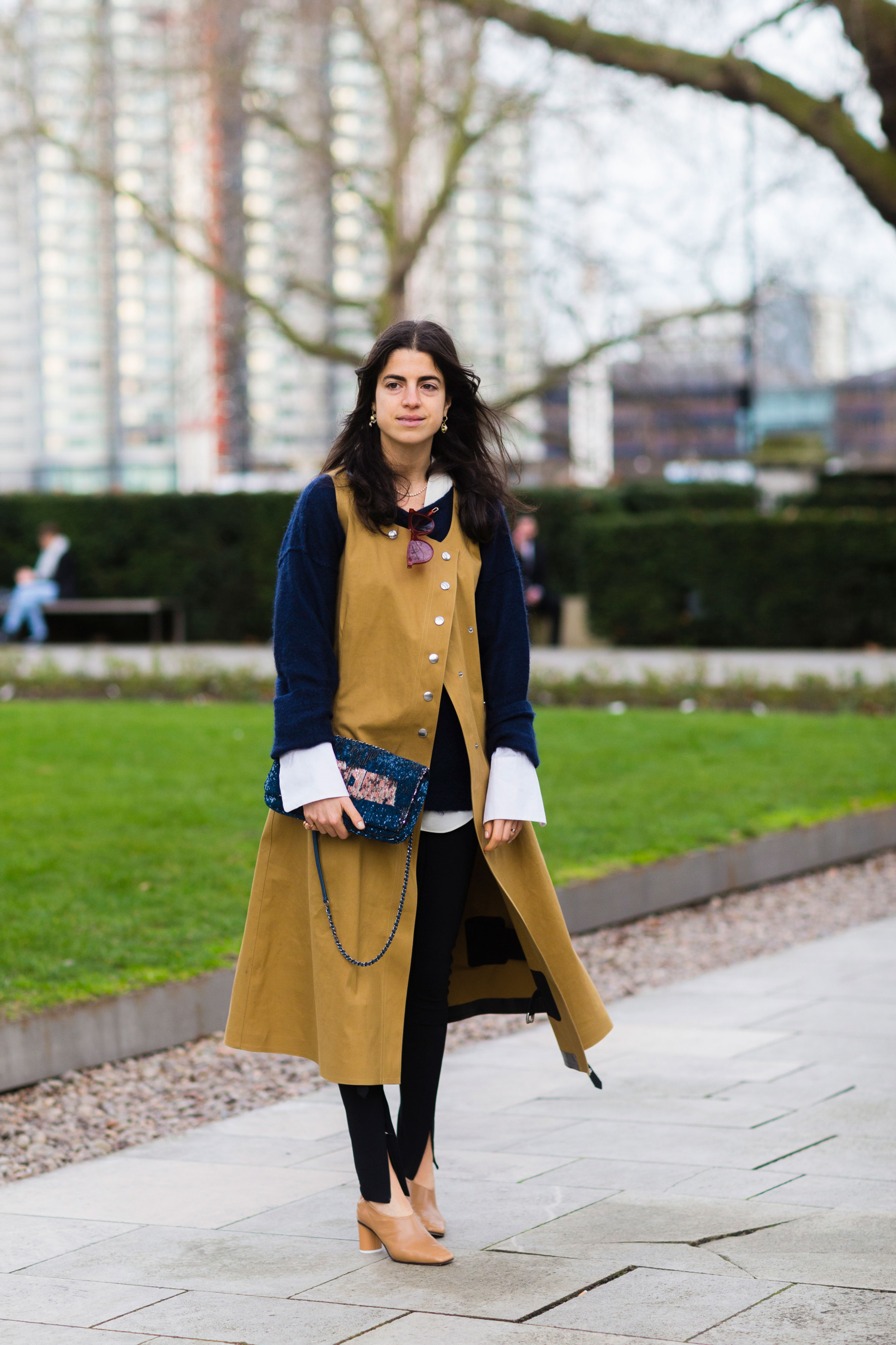 Best Dressed London Fashion Week Street Style Vim Magazine