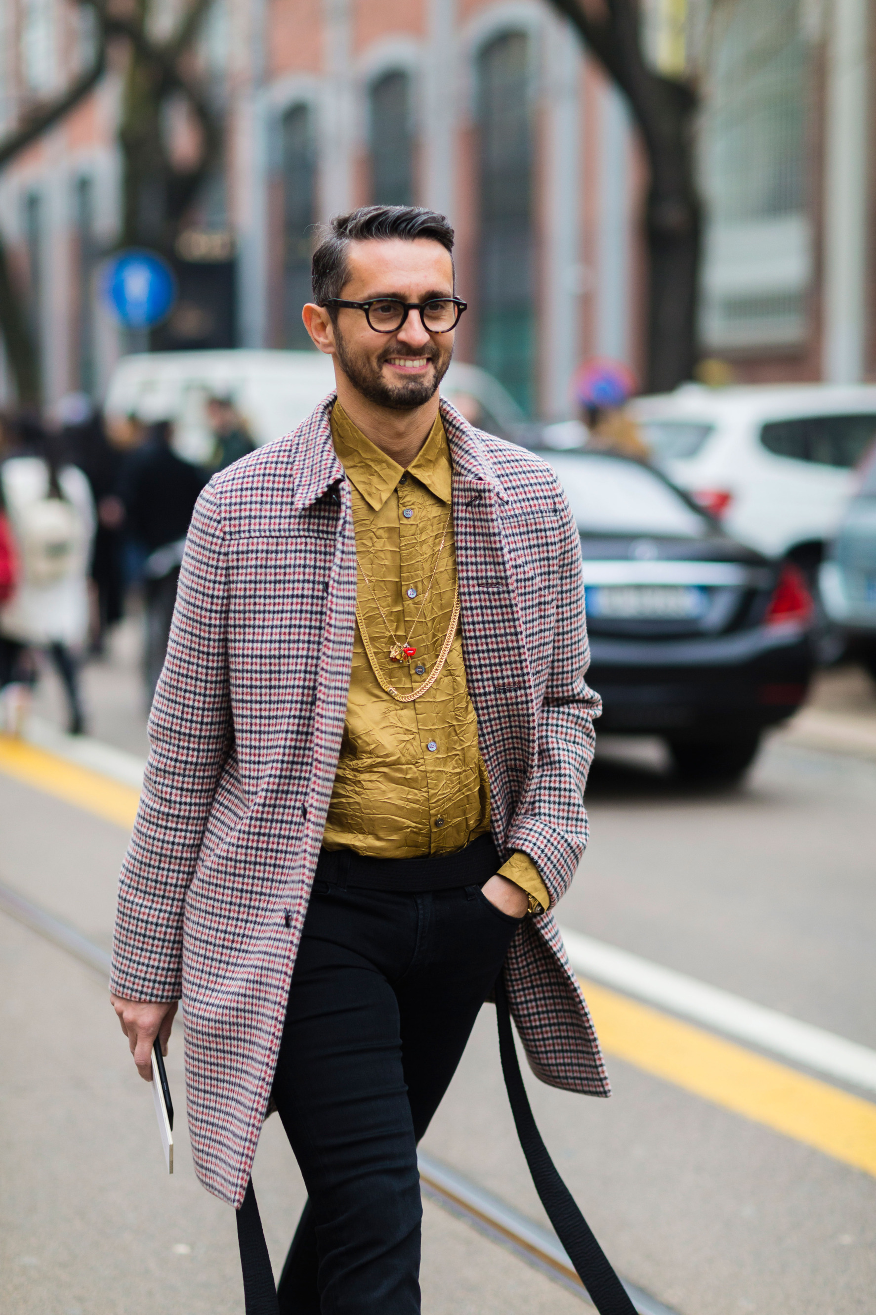 Best Dressed Milan Fashion Week Street Style Vim Magazine